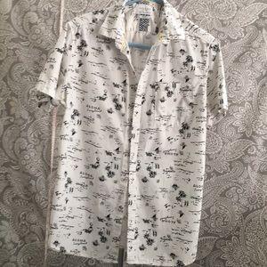 Cactus man slim fit shirt
